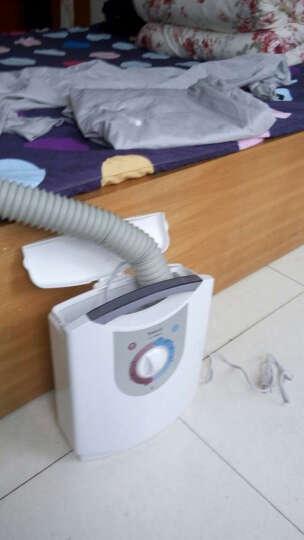 【今日必抢】日本TOMONI干衣机家用烘干机宝宝烘衣机风干机大功率速干除湿除螨烘被暖被机 9006A+干衣柜 晒单图
