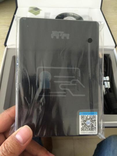 中控智慧(ZKTeco)ID100身份证阅读器二三代身份证阅读器身份证读卡器USB接口二次开发 ID100 USB接口 晒单图