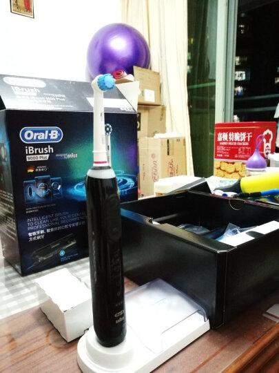 博朗 欧乐B(Oralb)电动牙刷头 超细毛柔护4支装 保护牙龈 EB60-4 适配成人2D/3D全部型号 晒单图