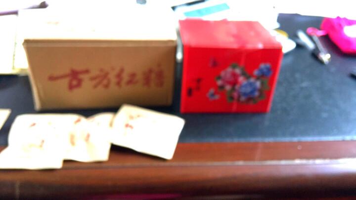 【买5瓶送1瓶】古方红糖姜茶 火姜红糖180g 经期红糖姜汁红糖块 晒单图