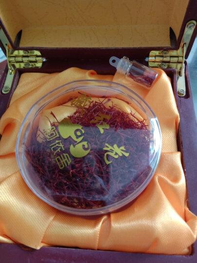 阿依舍 西藏藏红花精选非伊朗臧红花茶西红花番红花茶礼盒装养生茶无碎花 晒单图