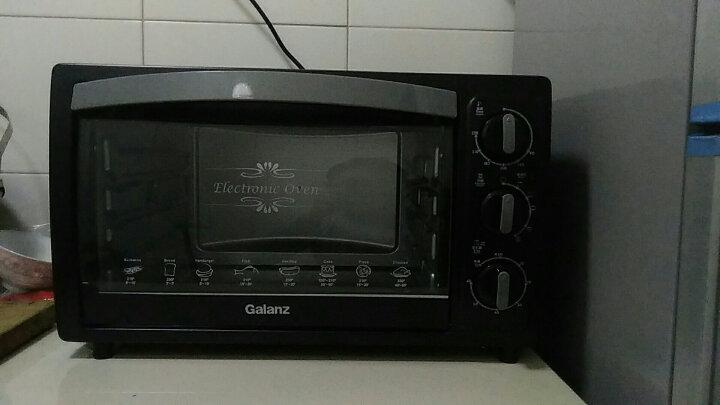 格兰仕(Galanz)家用多功能电烤箱30升 专业烘焙 旋转烤叉 KWS1530X-H7R 晒单图