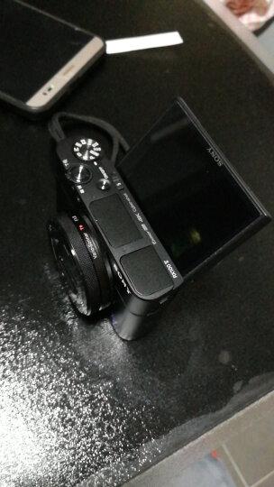 冰刃 索尼 RX100 M7/M6/M5/M4/M3/2/RX10黑卡数码相机钢化膜 晒单图
