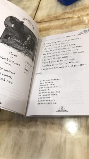 美国小学语文·第2册:美国经典小学语文课本(原版美语教材+美音原音领读(光盘)+中英文对照) 晒单图