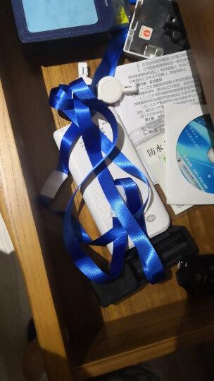 优和(UHOO) 9744工作牌挂绳 可伸缩 吊带厂牌 工卡胸卡 挂绳伸缩扣 可定制 9744  蓝色伸缩扣 1条/包 晒单图
