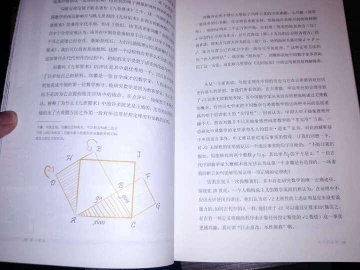 那些古怪又让人忧心的问题+无言的宇宙 隐藏在24个数学公式背后的故事 2册 2015推荐 晒单图