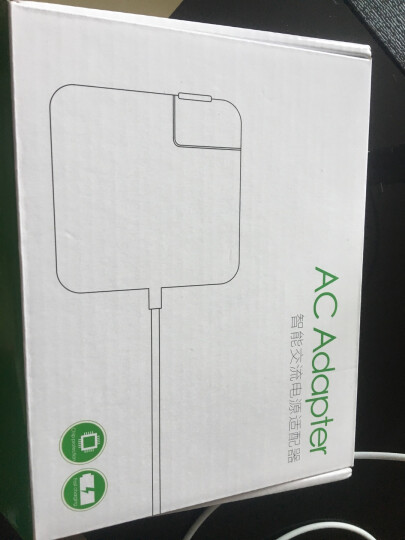 绿巨能(llano)苹果笔记本充电器60W Macbook pro电源适配器A1278 A1181 MC700 MB990 MD313充电器16.5V3.65A 晒单图