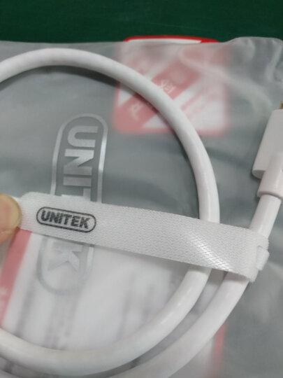 优越者(UNITEK)三星note3/s5充电线1.5米 USB3.0数据线 东芝希捷WD西数据移动硬盘数据线连接线 黑Y-C462BBK 晒单图