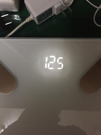 云麦(YUNMAI)好轻mini2白色智能体脂秤 电子秤 脂肪秤 体重秤 29项身体数据  好轻APP+米家APP均可控制 晒单图