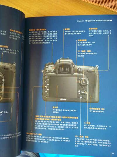 尼康D7200单反摄影宝典 相机设置 拍摄技法 场景实战 后期处理 晒单图