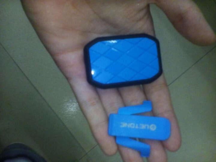 音随我动  蓝牙耳机伴侣 一键自拍 运动音乐蓝牙MP3播放器 支持TF卡来电通话 通用型 中国红 晒单图