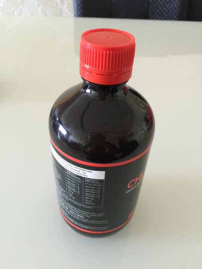 【官方授权】Swisse叶绿素口服液 清肠清毒 提供维生素 澳洲进口 500ml/瓶梅子味 海外直邮 晒单图