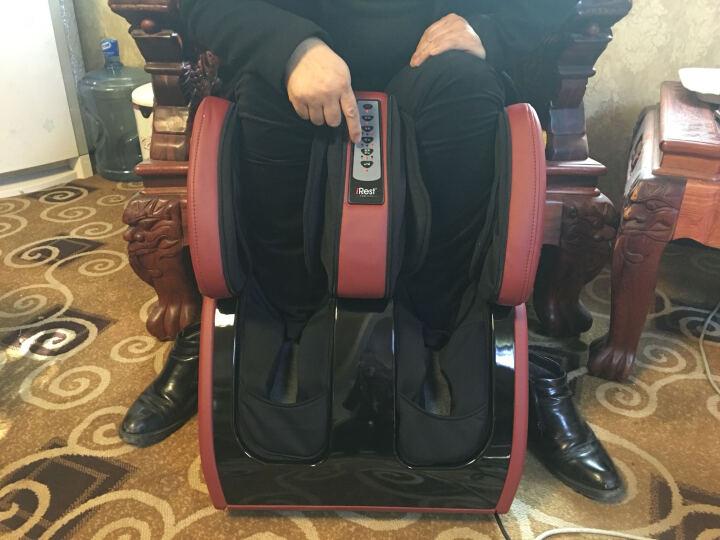 艾力斯特(Irest) SL-C30足疗机腿部按摩器仪足部脚底 按摩器 黄色 晒单图