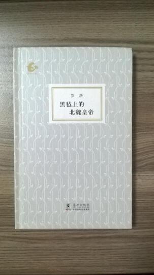 海豚书馆:黑毡上的北魏皇帝 晒单图