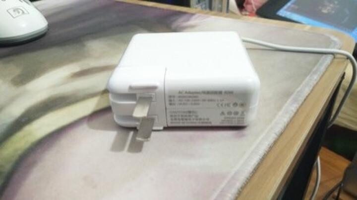 卡丽蒂(KALIDI) 苹果电脑充电器macbook air/pro电源适配45/60/85/29W Mac12英寸29W充电头+USB-C 2米充电线 晒单图
