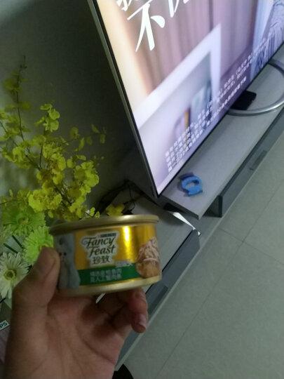 珍致(FancyFeast)猫罐头 进口成猫猫湿粮罐头猫零食85g 金枪鱼肉+蟹肉条+鸡肉 晒单图