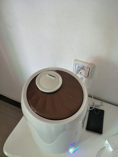 德尔玛(Deerma)加湿器 5L大容量 恒湿感温 家用卧室静音迷你办公室香薰加湿 DEM-F500(升级版) 晒单图