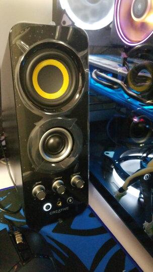 创新(Creative)T30 Wireless Hifi音箱 发烧级2.0声道蓝牙连接电脑桌面书架多媒体音箱音响低音炮 晒单图