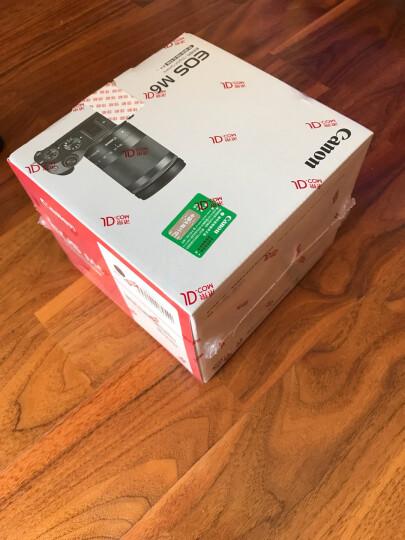 佳能(Canon)EOS M6微单电可换镜相机(18-150镜头黑色套机)(大变焦一镜走天下 触控翻转LCD) 晒单图