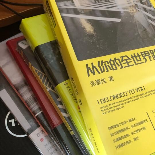 愿有人陪你颠沛流离 卢思浩的书 晒单图