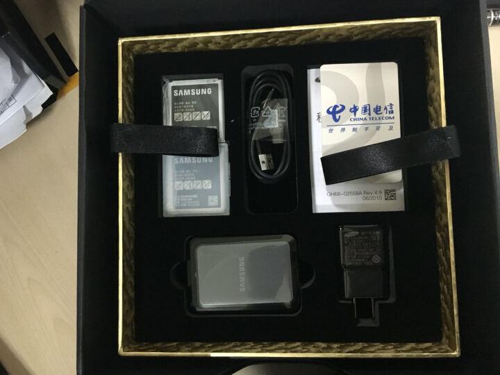 三星 W2015 金色 电信4G手机 双卡双待双通 晒单图