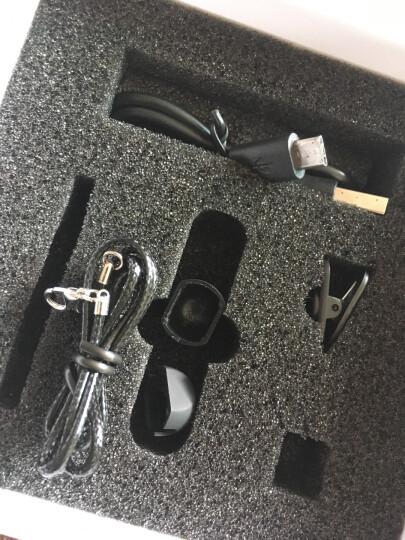 击音(iGene)听键A1 有线耳机转无线蓝牙音频接收器头戴入耳式运动耳机 粉色 晒单图