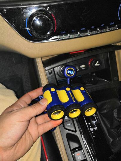 固特异 车载充电器一分三 带开关双USB汽车用点烟器电源转换器插座 苹果三星安卓手机车充 一拖三 车充GY-2533 晒单图