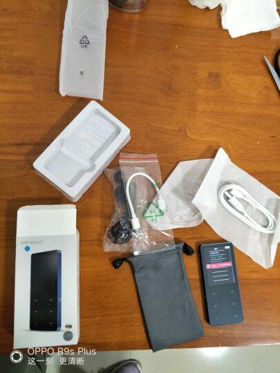 升迈 (SHMCI)B30 mp3播放器金属触摸mp4学生无损迷你音乐FM运动随身听mp5 苹果红8G+高保真耳机 晒单图