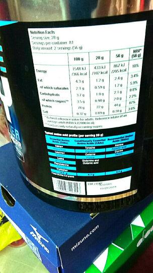 BiotechUSA 乳清蛋白粉健身增肌粉健肌粉 欧洲进口(非肌肉科技美瑞克斯欧普特蒙) 乳清蛋白质粉2磅香草味-爆款推荐 晒单图