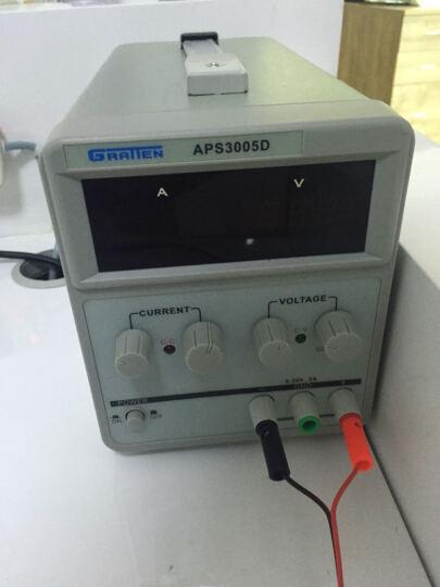 安泰信  线性电源 直流稳压电源/单路30V3A/5A 维修电源 APS3005D系列 APS3005D【30V/5A】 晒单图