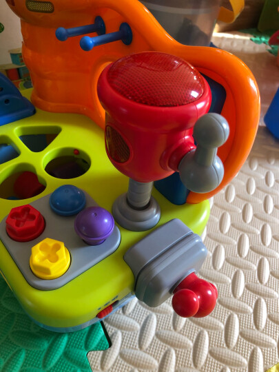 汇乐玩具(HUILE TOYS)小小工匠游戏场907 晒单图