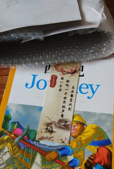西游记 三国演义 水浒传 红楼梦 四大名著青少年版2-6年级专用 学校推荐 正版保证 晒单图