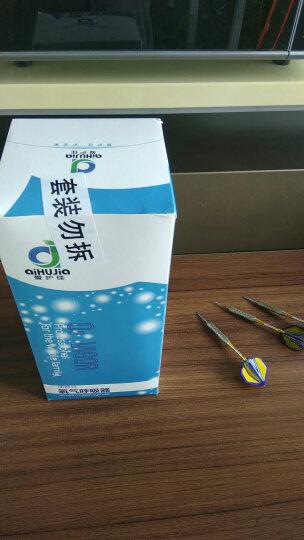 爱护佳(aiHuJia) 氧气瓶8瓶装 家用便携式医用 孕妇老人吸氧机高原旅游氧气罐袋氧气包 晒单图