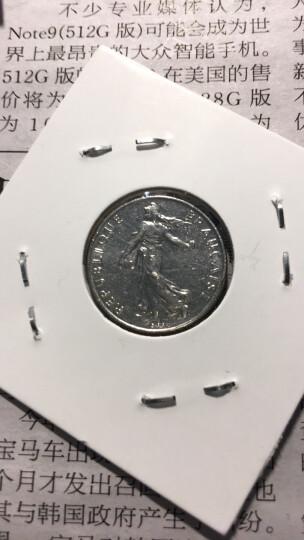邮币世界 外国硬币钱币纪念币 法国播谷女神法郎硬币 单枚 配小圆盒 法国1法郎硬币24mm 晒单图