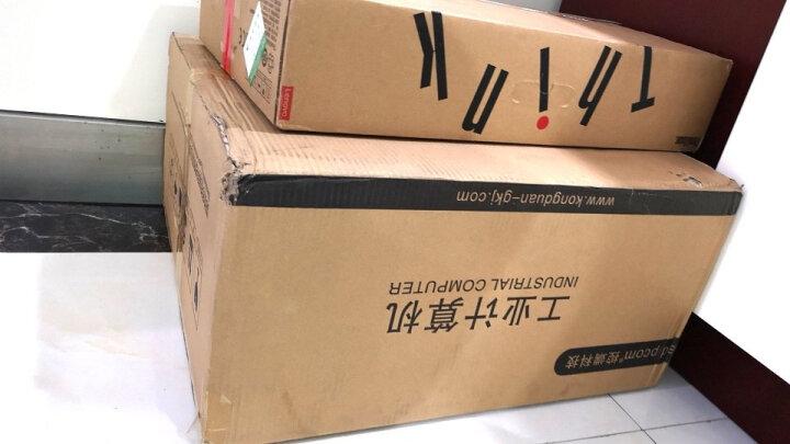 控端(adipcom)工控机IPC-610研华主板i3/i5/i7工业电脑 SIMB-A21/i7-3770四核3.4GHZ 4G内存/128 SSD硬盘 晒单图