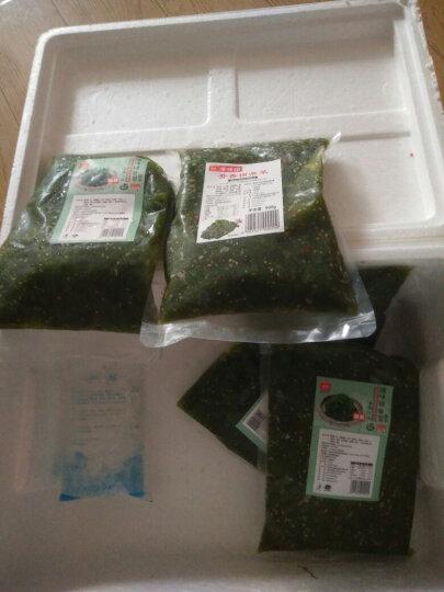 盖世 大连冷冻调味裙带菜海藻沙拉 500g*2袋  晒单图