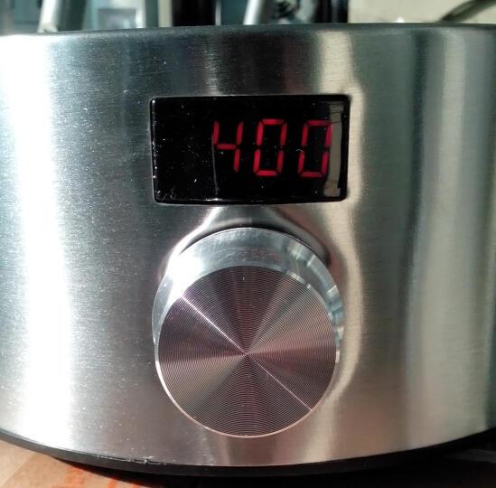 新功(SEKO)电陶炉静音 无电磁辐射玻璃茶具烧水壶 电水壶煮茶炉 泡茶炉 电茶炉 银色电陶炉单炉 晒单图