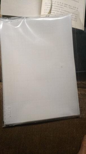 古德 冷裱膜 贴膜高光/哑光膜A3/A4/A6 照片相片保护膜 大头贴膜 背胶保护膜 A3 哑光面 晒单图