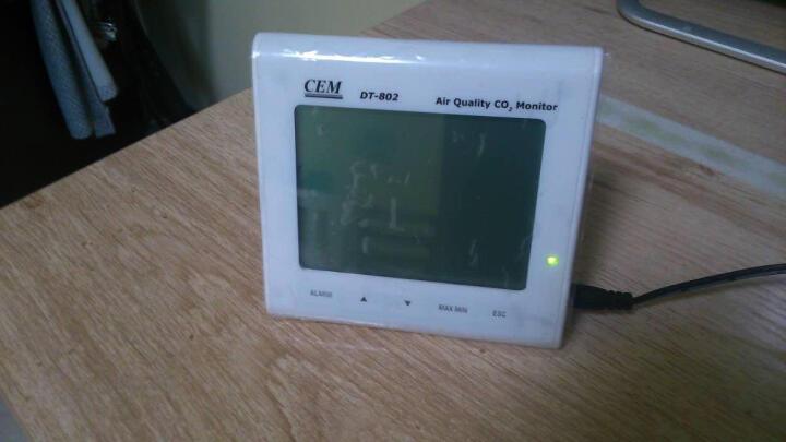 华盛昌(CEM)室内二氧化碳检测仪DT-802 晒单图