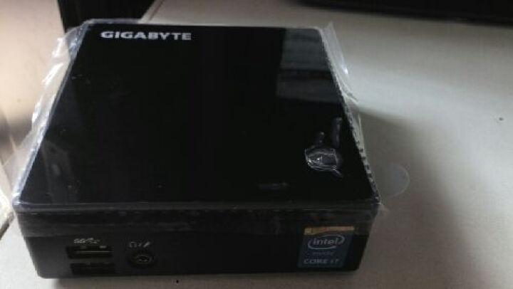 技嘉(GIGABYTE)GB-BXi7-5500 Brix超薄迷你PC (内置处理器与主板/不含固态硬盘和低电压笔记本内存) 晒单图