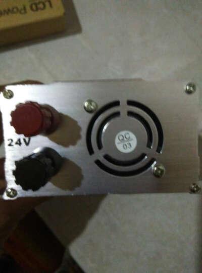 索尔STA-1000W 12V转220V 逆变器 静音风扇智能温控 带电量大功率显示功能 STA500W/24V送鱼尾夹点烟器 晒单图