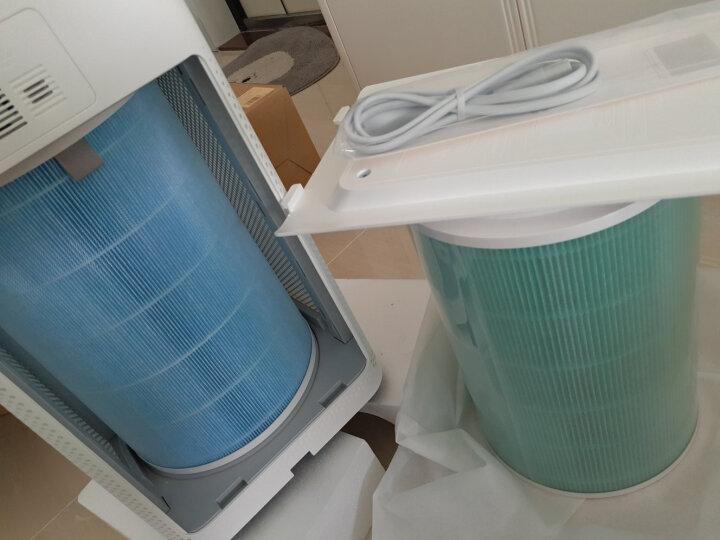 小米(MI)米家空气净化器2S家用智能除甲醛雾霾PM2.5检测仪霾表屏显示 小米米家空气净化器2S+除甲醛版滤芯 晒单图