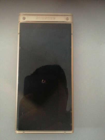 Usmile 钢化玻璃膜手机贴膜后盖钢化膜贴膜内屏手机膜水凝软膜 适用于三星W2018/W2019 W2019后盖钢化膜 晒单图