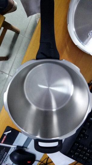 爱仕达 高压锅 22CM六保险不锈钢压力锅WG1822DN 燃气电磁炉通用 晒单图