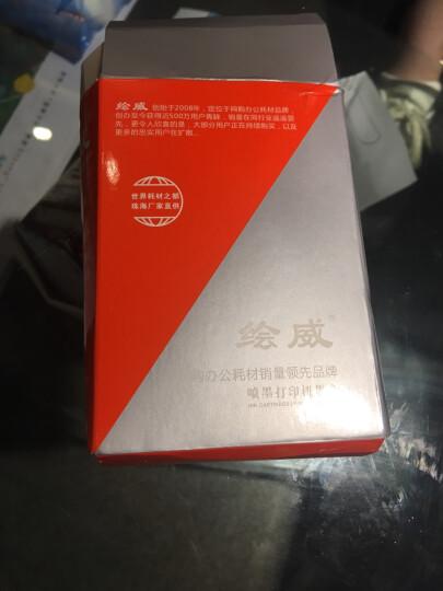 绘威适用佳能PG835墨盒PG-835XL大容量 CL-836XL IP1188打印机墨水 墨盒墨水 PG835/CL836墨盒套装(1050页) 晒单图