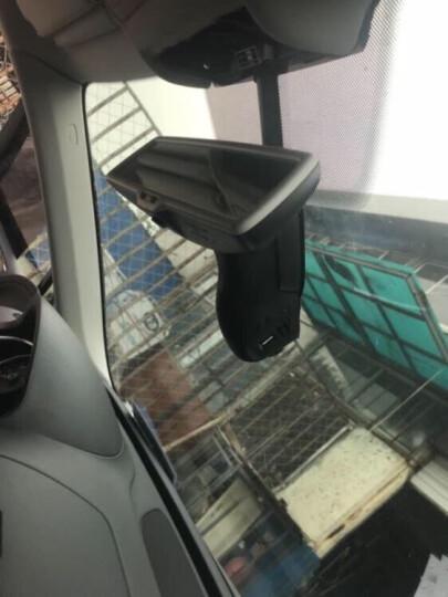 靓知渝V306专车专用隐藏式行车记录仪1080P高清夜视广角WIFI前后双镜头一体机 适用于宝马3系5系7X1X3X4X5X6mini 单镜头+包安装+送32G卡 晒单图