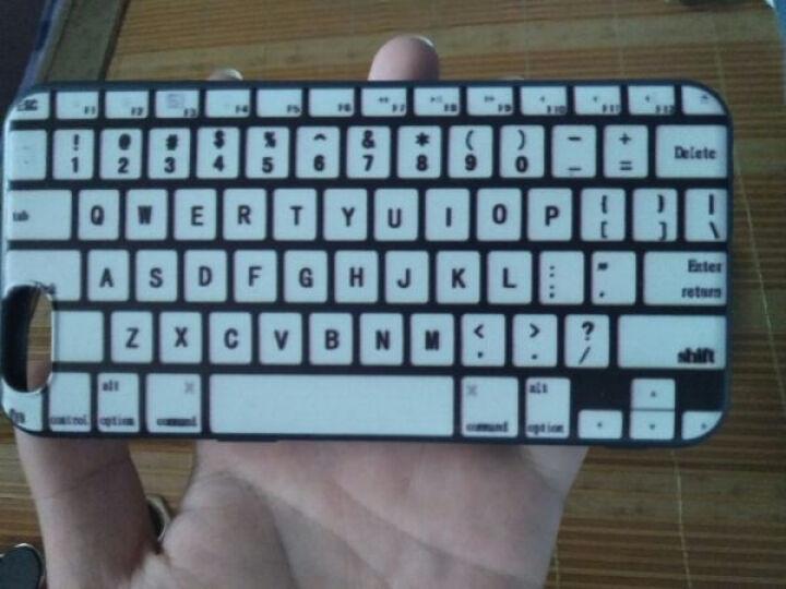 精魔 oppoa57新潮个性创意彩绘硅胶软壳套手机壳包边防摔潮男女适用于a57m/a57t 键盘 晒单图