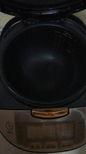 美的(Midea) 电饭煲锅4L 智能预约定时家用煮饭 MB-FS4027 FS4027 晒单图