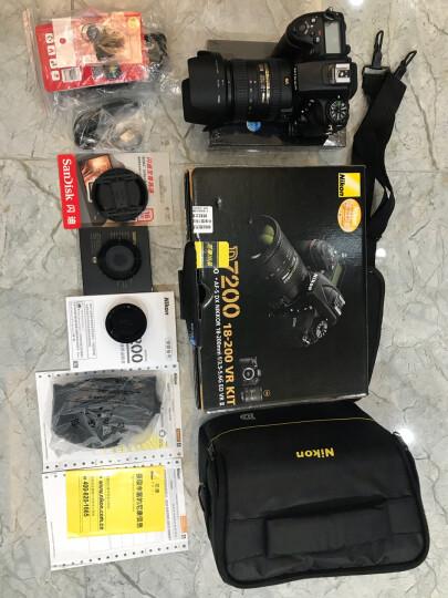 尼康(Nikon) D7200 单反相机 套机 高清 照相机 尼康AF-P 18-55 f/3.5-5.6G新款 晒单图