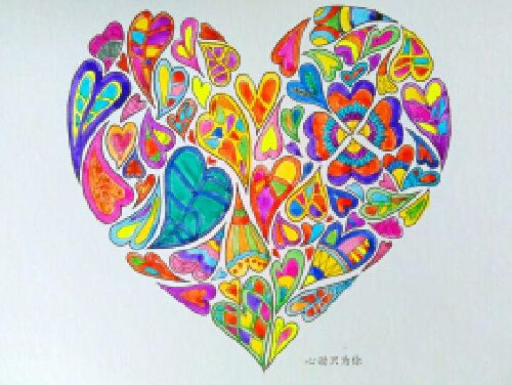 遇见未知的自己:用色彩开启爱与喜悦的心灵之旅 晒单图